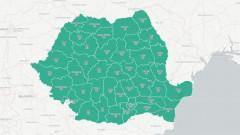 harta prezenta vot