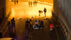 Twin Suicide Bomb Attacks Injure At Least 20 Near Stadium In Istanbul