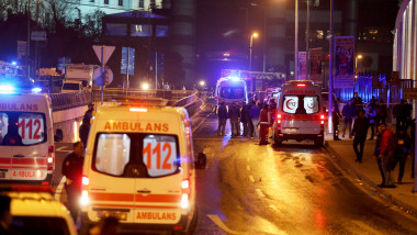 Explosions Outside Istanbul Stadium Kill At Least 13