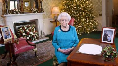 Queen Elizabeth II's Christmas Broadcast