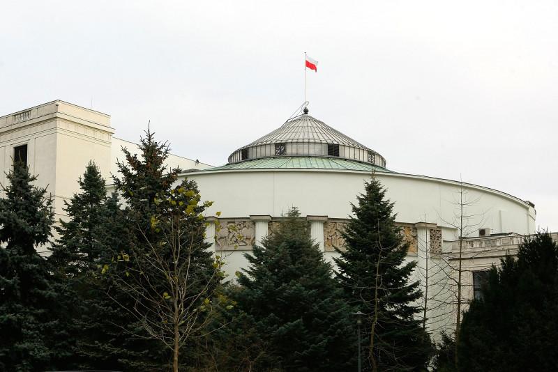 parlament Polonia