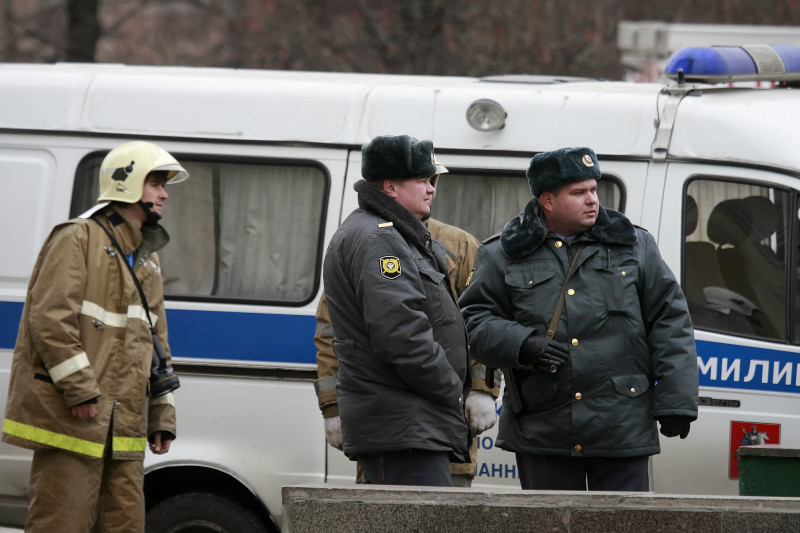 Deadly Explosions Rock Moscow Metro System