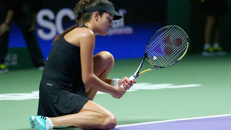 BNP Paribas WTA Finals: Singapore 2014 - Day Five