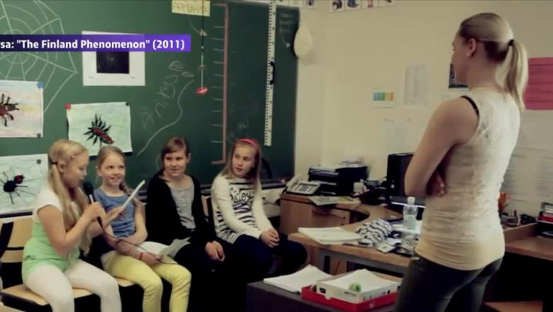 scoala finlanda