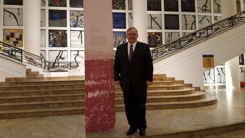 ambasadorul greciei in brazilia