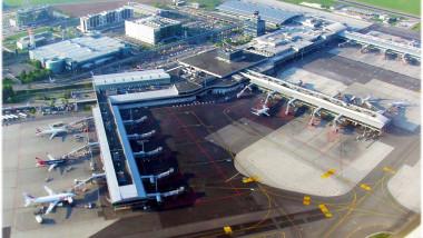 aeroportul din praga