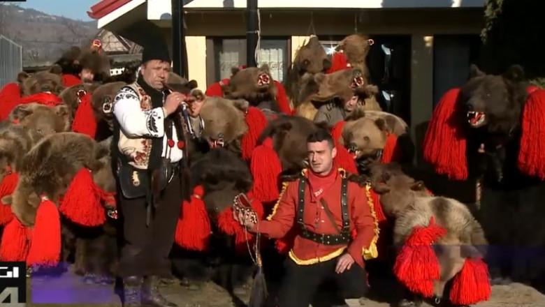 obiceiul ursilor