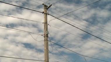 stalp energie electrica