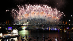 Sydney Celebrates New Year's Eve 2016