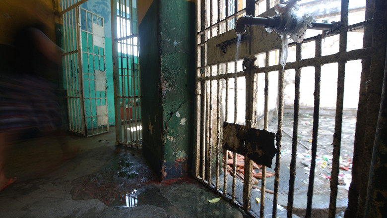 Brazil Faces Endemic Overcrowding In Its Ailing Prison System