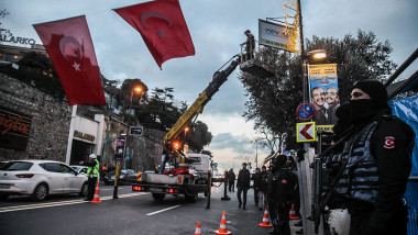 Gunmen Target New Year Revellers In Istanbul Nightclub Terror Attack