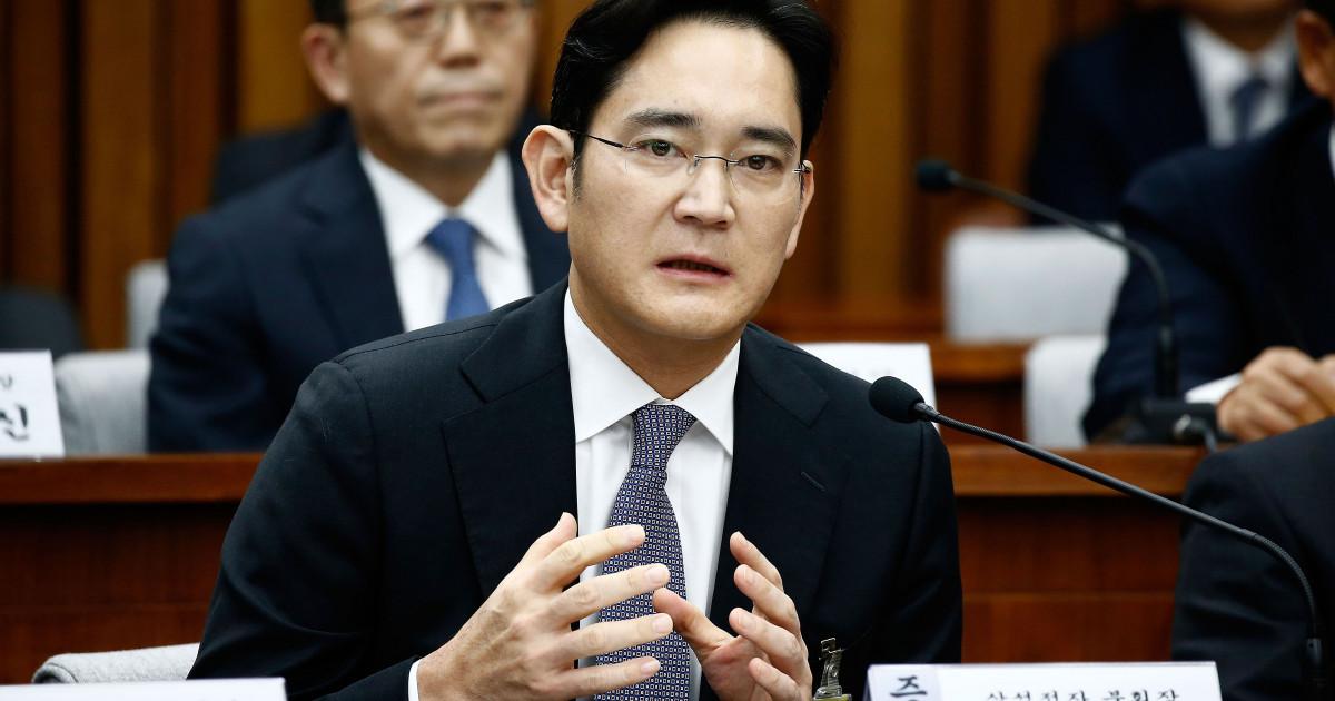 Patronul Samsung a fost amendat pentru că a folosit ilegal un anestezic puternic în ultimii ani