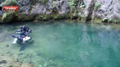 scufundare pesteri