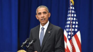 Discurs de adio. Barack Obama îşi ia rămas bun de la americani