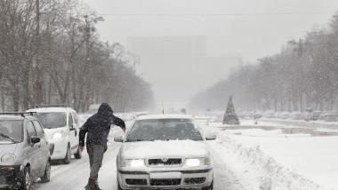 Ce riscă șoferii care pleacă la drum fără să aibă cauciucuri de iarnă