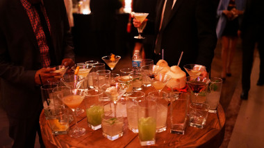 Manhattan Cocktail Classic Opening Gala Held In New York Public Library