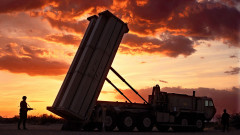 "Pentagon delays ''THAAD"" anti-missile system"