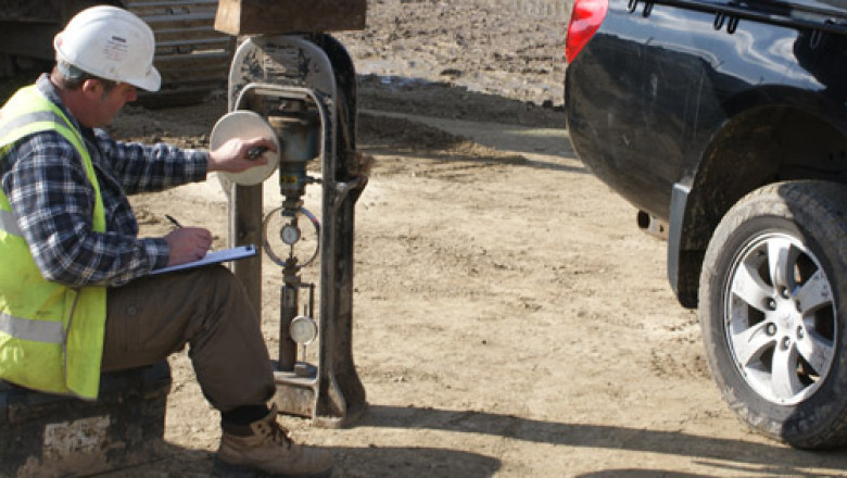 geotechnical-field-testing
