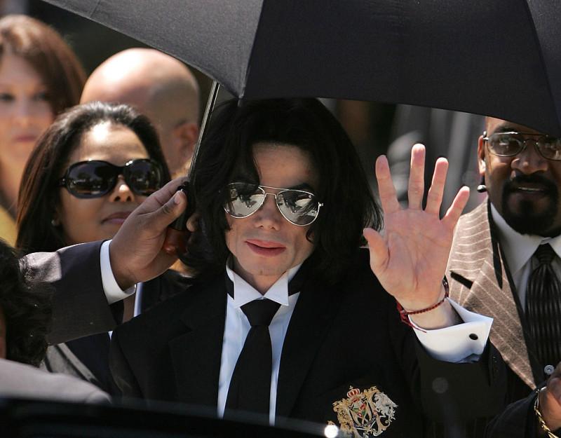 Verdict in the Michael Jackson Trial