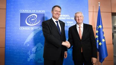 klaus iohannis consiliul europei presidency