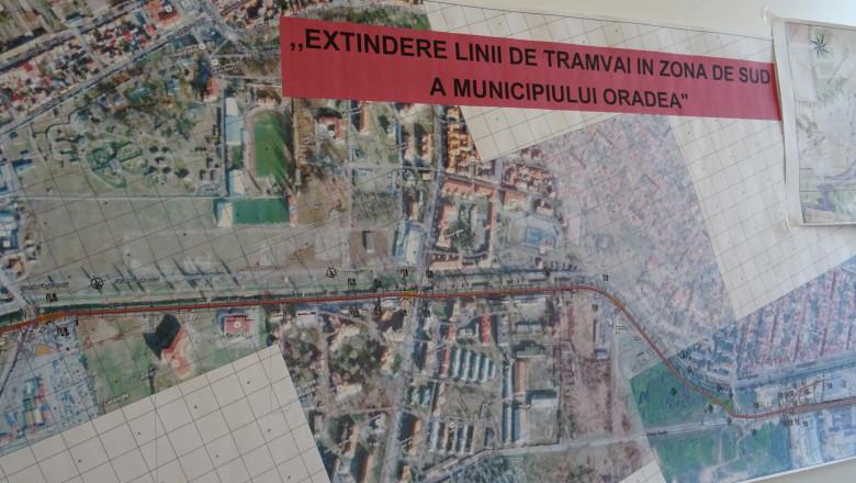 extindere linie de tramvai