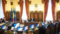 Klaus Iohannis, sedinta CSAT 9 iunie 2015 - presidency.ro 1