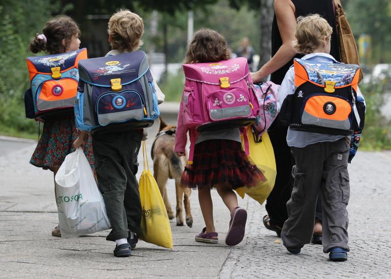Berlin School Year Begins
