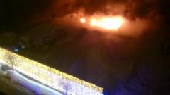 incendiu bamboo crop
