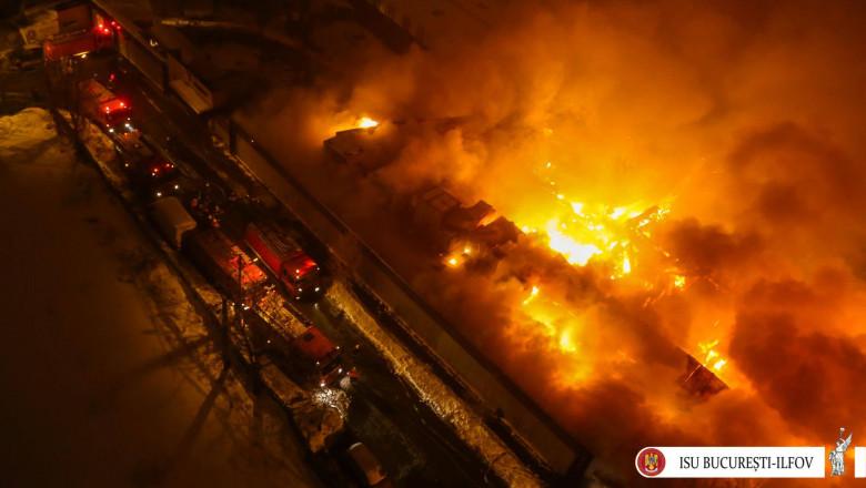 incendiu bamboo isu