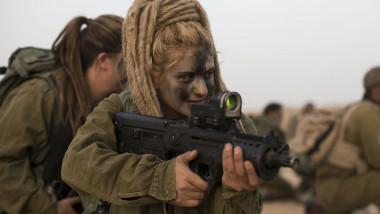 Israeli Karakal Battalion Graduation
