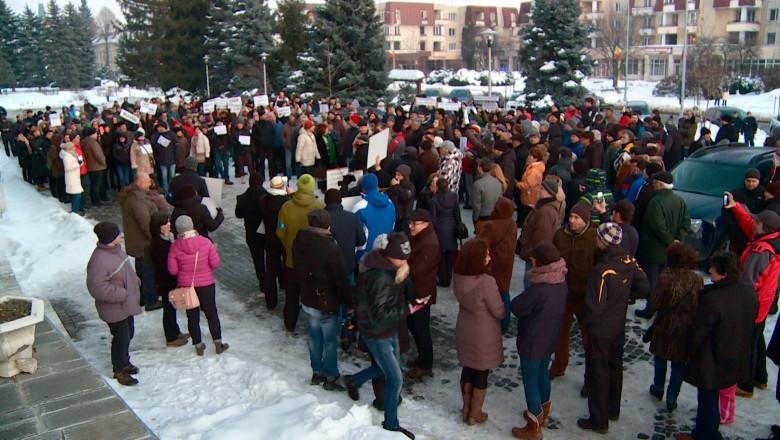 protest Baia Mare2