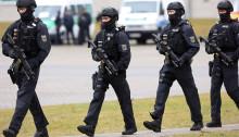 Gauck Visits BFEplus Police Unit