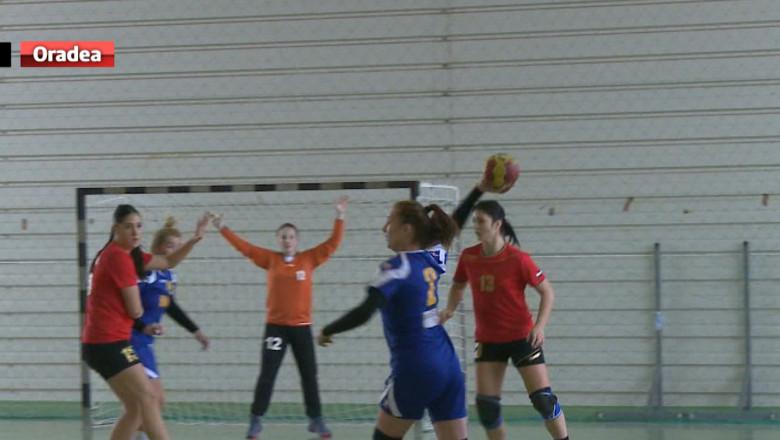 sport handbal fete victorie