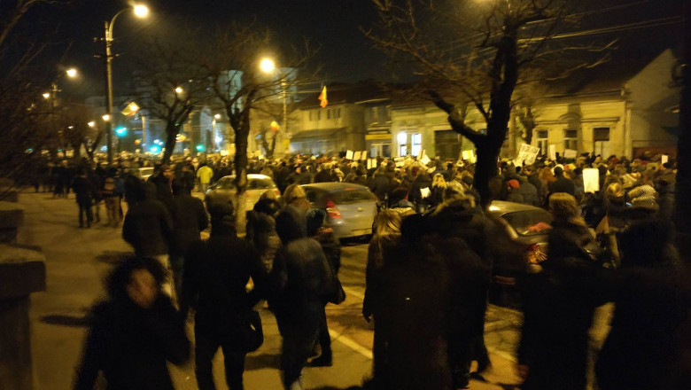 protest cluj 2