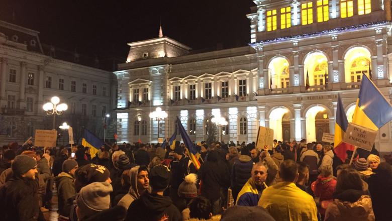 proteste Arad 060217 (1)