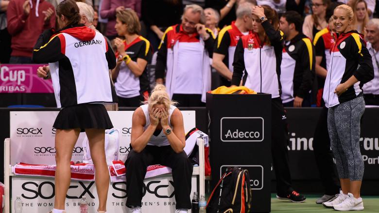 Fed Cup 2015 - Germany v Australia