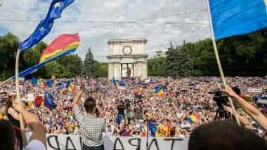 proteste alianta da chisinau - agora