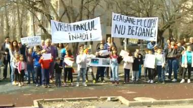 protest copii parc3