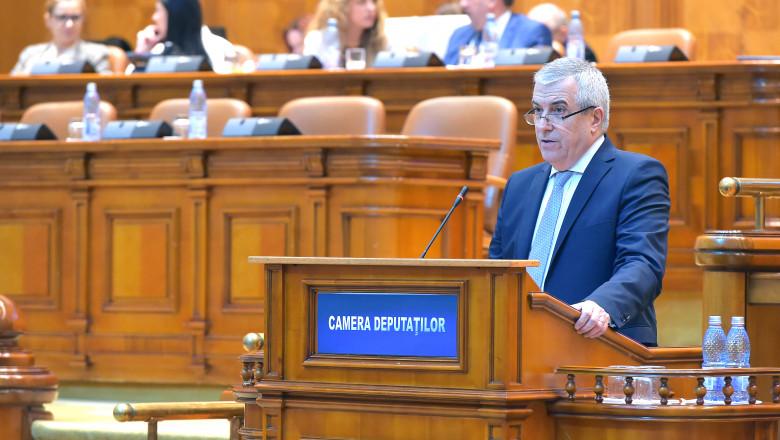 Calin Popescu Tariceanu_agerpres