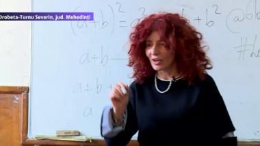 profesoara drobeta