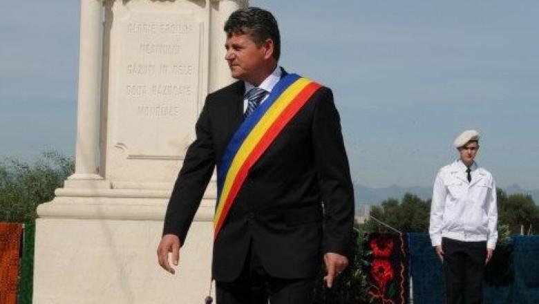 Gheorghe Damian, primarul din Ciugud