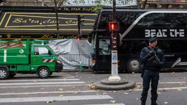 Paris On High Alert As The French Capital Recovers From The Terrorist Attacks