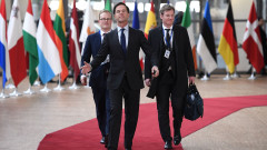 Heads Of State Attend The European Council Meeting
