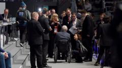 Christian Democrats (CDU) Hold Federal Convention