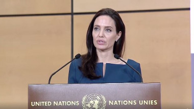angelina jolie discurs