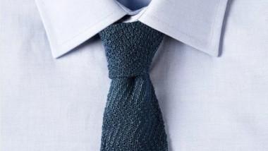cravata din panza de paianjen