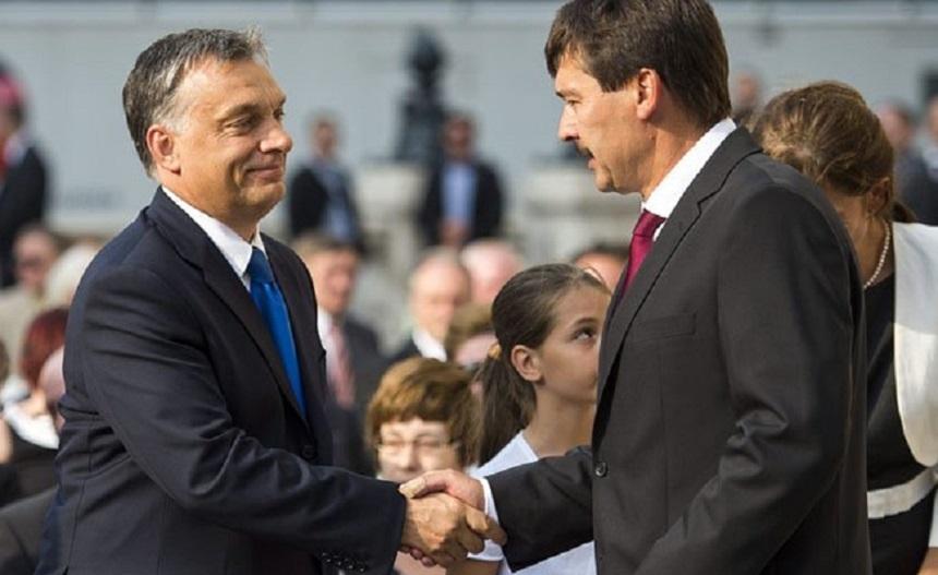 Semnal? Presedintele Ungariei nu a mai venit la summitul din Romania, premierul Orban era in vizita la Putin