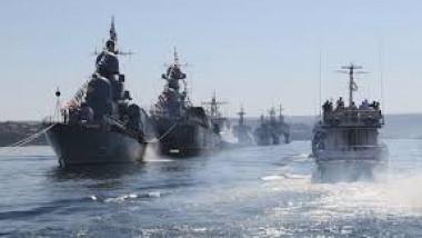 flota rusa la marea neagra