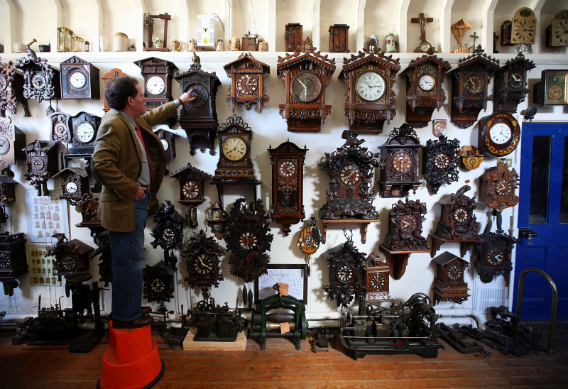 Cuckoo Clock Museum Prepares For Summer Time Change