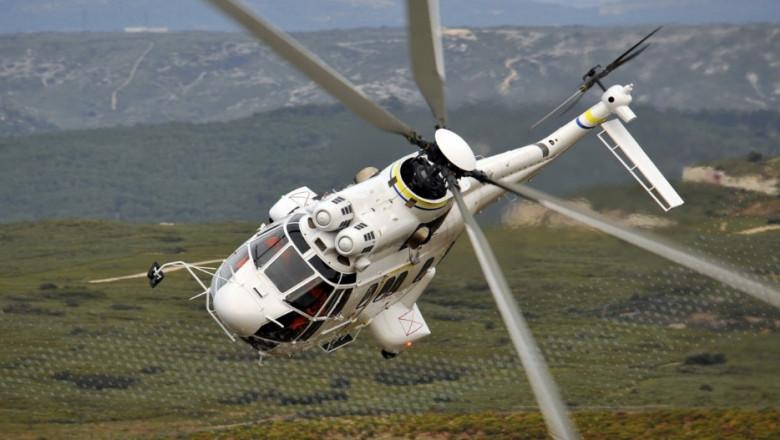 elicopter super puma H215